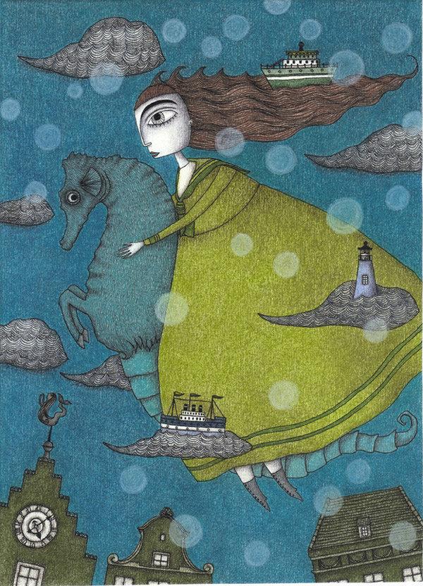 The Sea Voyage by Judith Clay 24