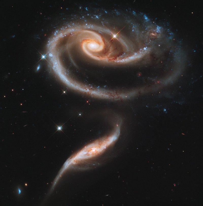 ТОП 100 фотографий, сделанных космическим телескопом Хаббл | Космос - Все факты