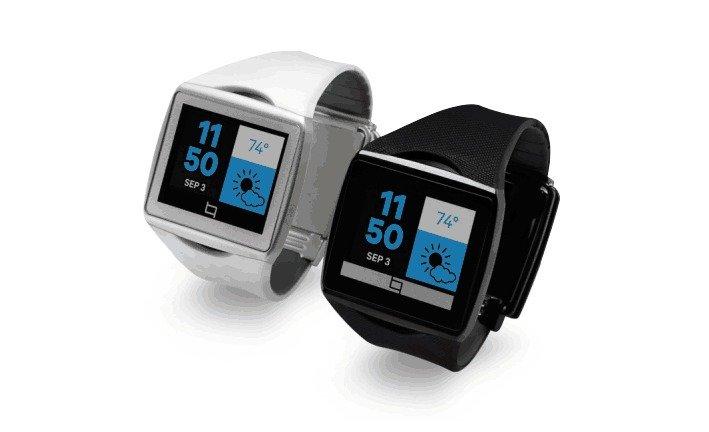 Toq Smartwatch от компании Qualcomm