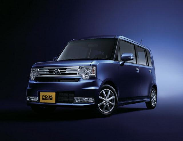 Toyota дебютировал в сегменте Kei-Car: МашиноМания