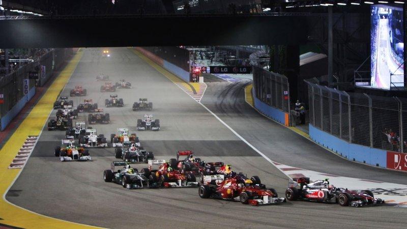 Трасса Формулы-1 Марина Бей в Сингапуре: интересные факты, фото, видео гонок и маршрут Marina Bay Street Circuit