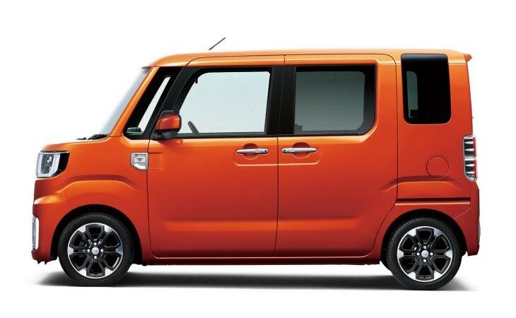 В Японии представили кей-кар Toyota Pixis Mega