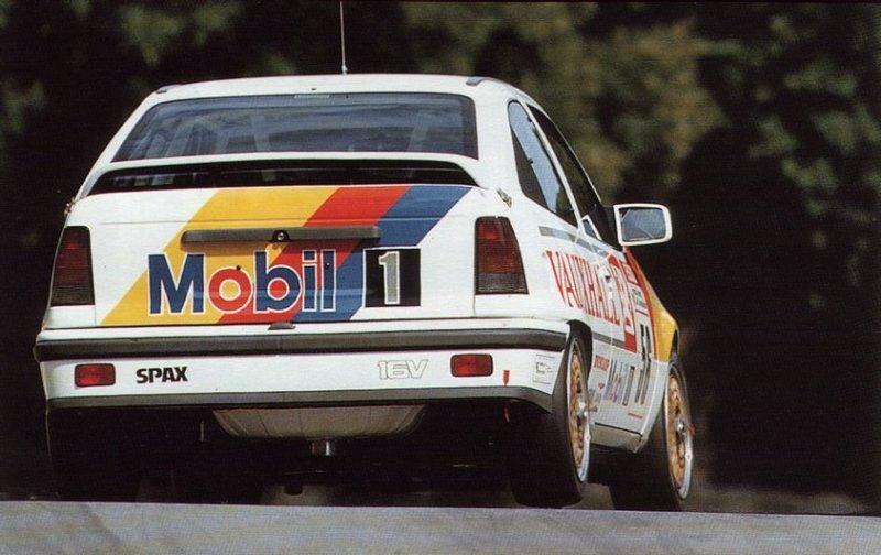 Vauxhall Astra GTE BTCC