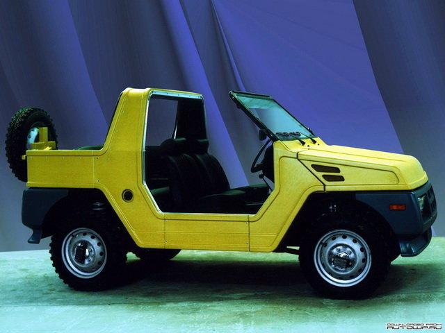ВАЗ Бора Прототип (1995)