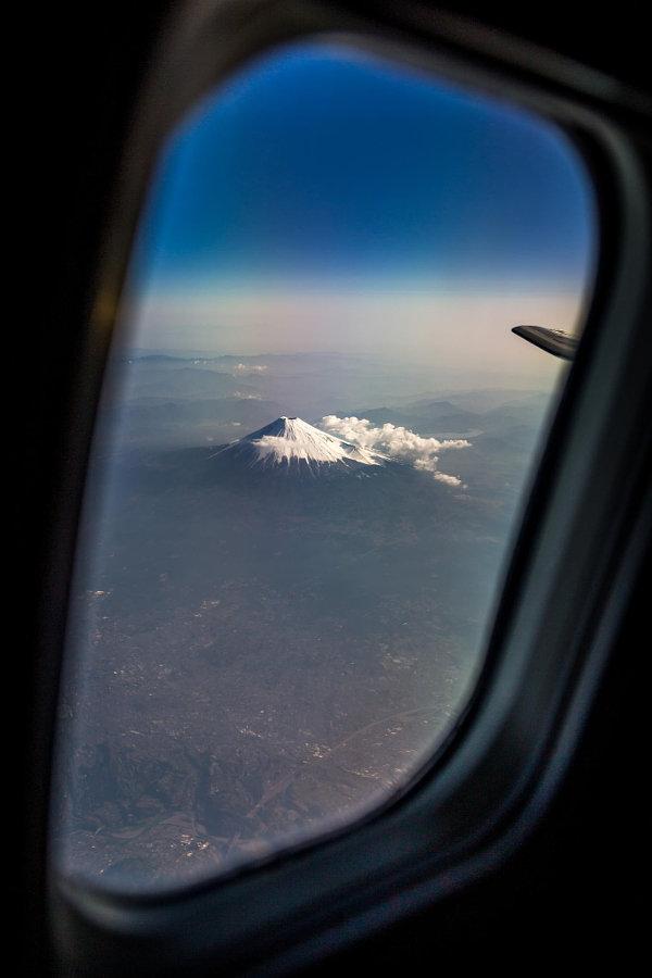 Вид из окна самолета - 35 удивительных аэрофотографий