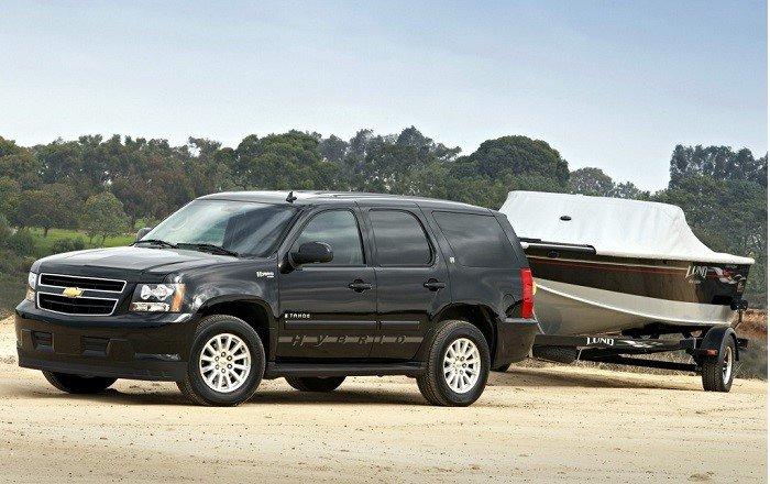 Внедорожники Chevrolet – настоящая американская роскошь