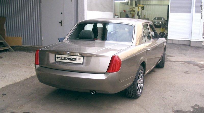 Волга ГАЗ-3102 рестайлинг