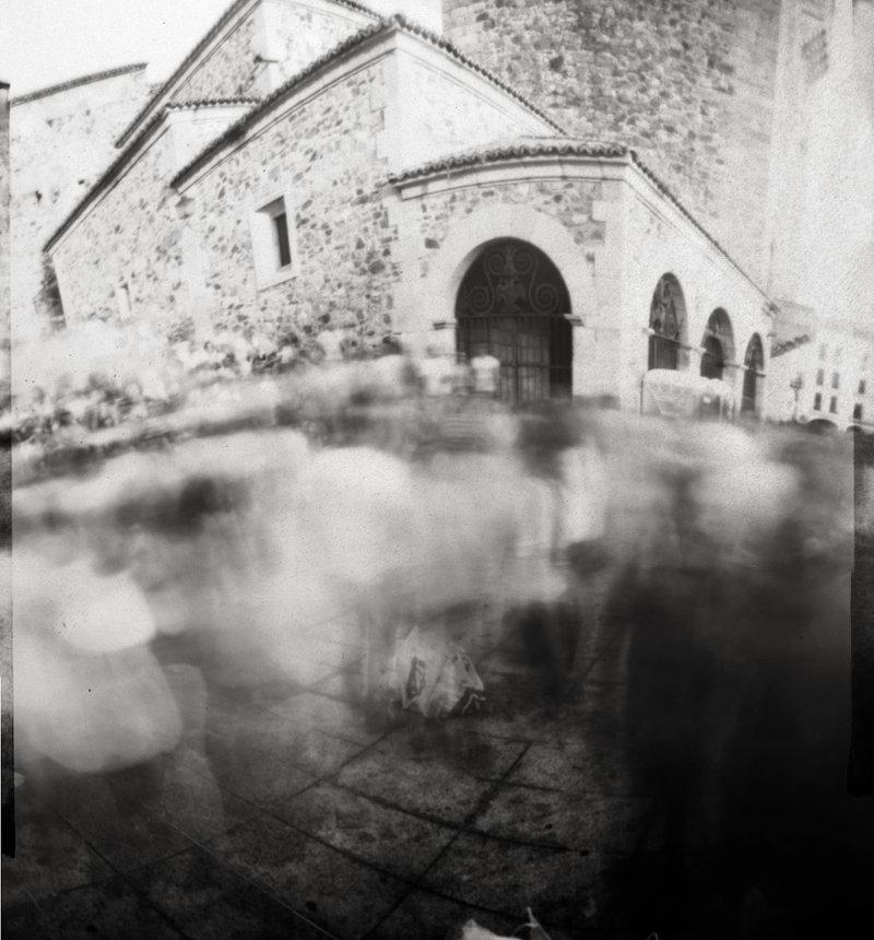 Волшебный мир пинхола - 26 фотографий