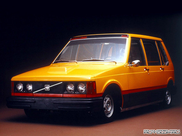 Volvo New York Taxi Concept