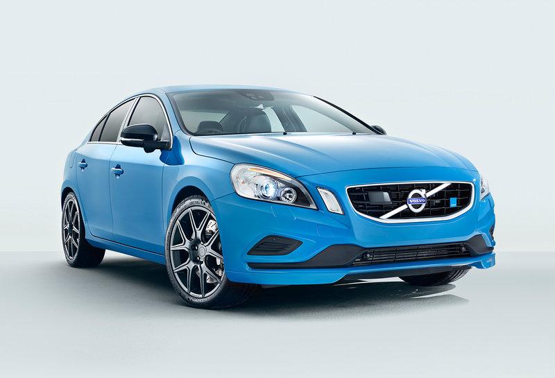 Volvo рассекретила самый мощный седан S60 — Пульс — Motor