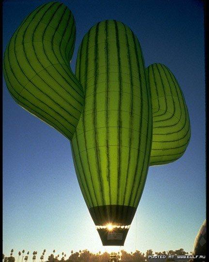 Воздушные шары (30 фото)