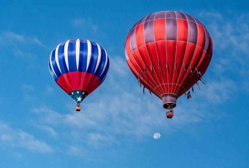 Воздушный шар обои (62 фото) для рабочего стола, скачать картинки на рабочий стол