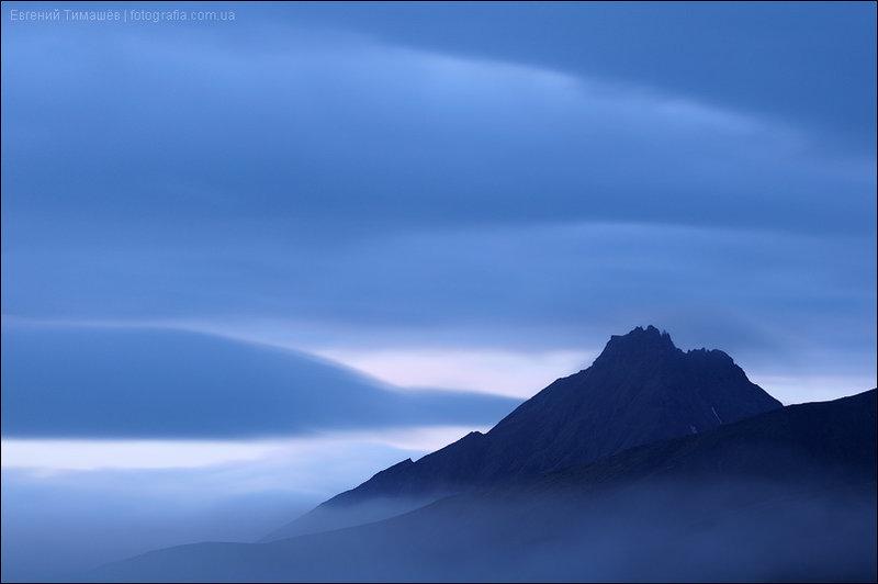 Вулкан Малая Удина, Камчатка