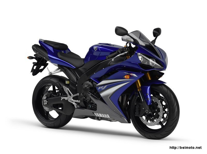 Yamaha YZF-R1 2007 - обзор мотоцикла