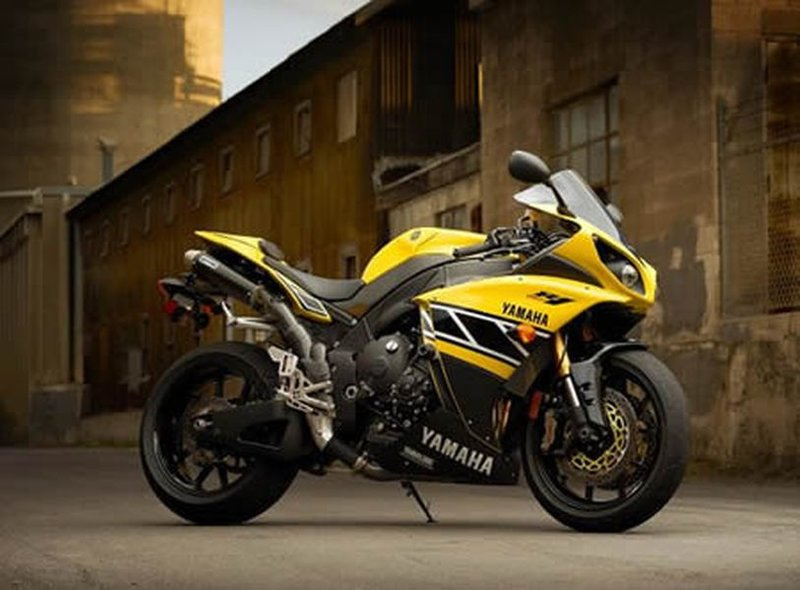 Yamaha YZF R1 тюнинг - Энциклопедия мотоциклов