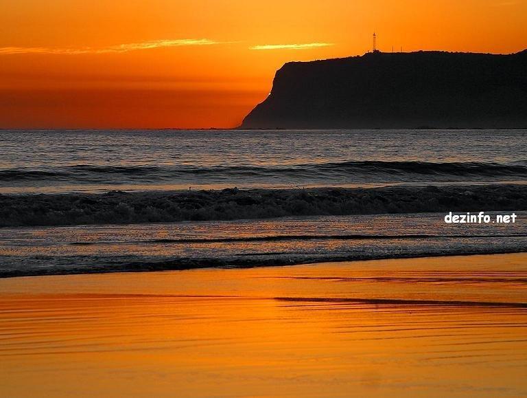 Закат солнца (27 фото)