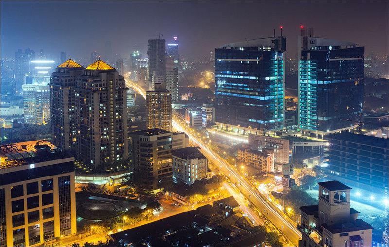 Вот и пошли первые фото отчеты из моей поездки по Азии в рамках проекта Urban Exploration. Сегодня хочу вам рассказать о самом крупном городе Индии, Мумбаи.