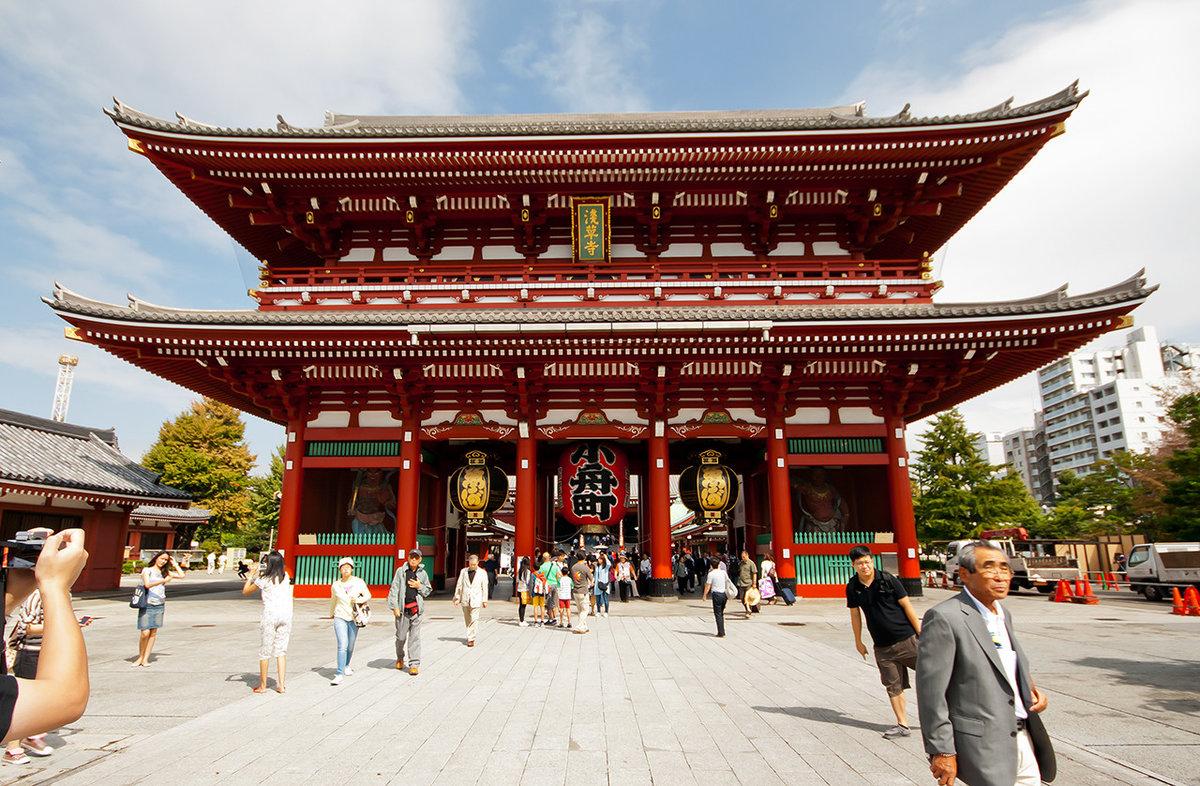 Главные достопримечательности японии фото думаю, что