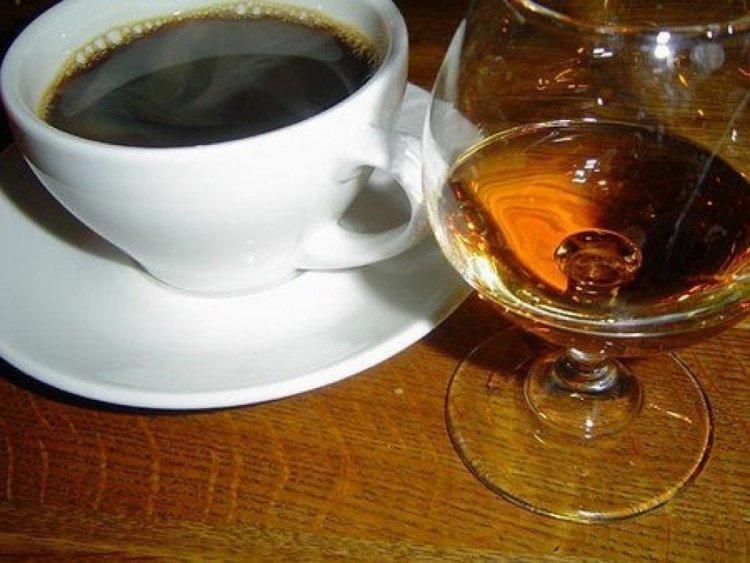 Открытки кофе с коньяком, картинки