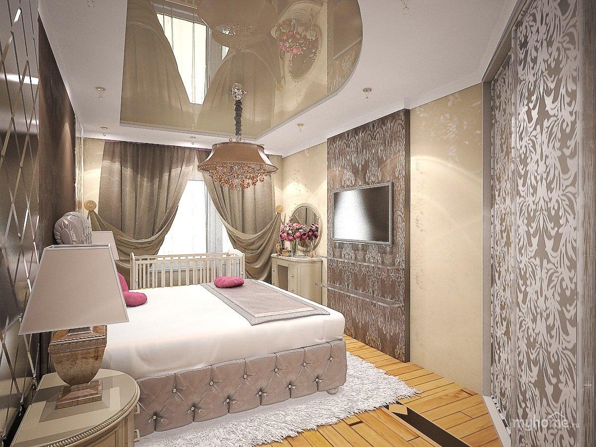 дизайн спальни для молодой пары фото мой