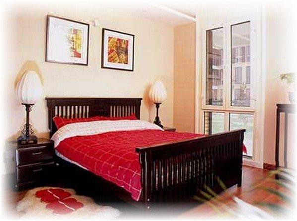 усадьба фото в спальне по фен шуй Швейцария