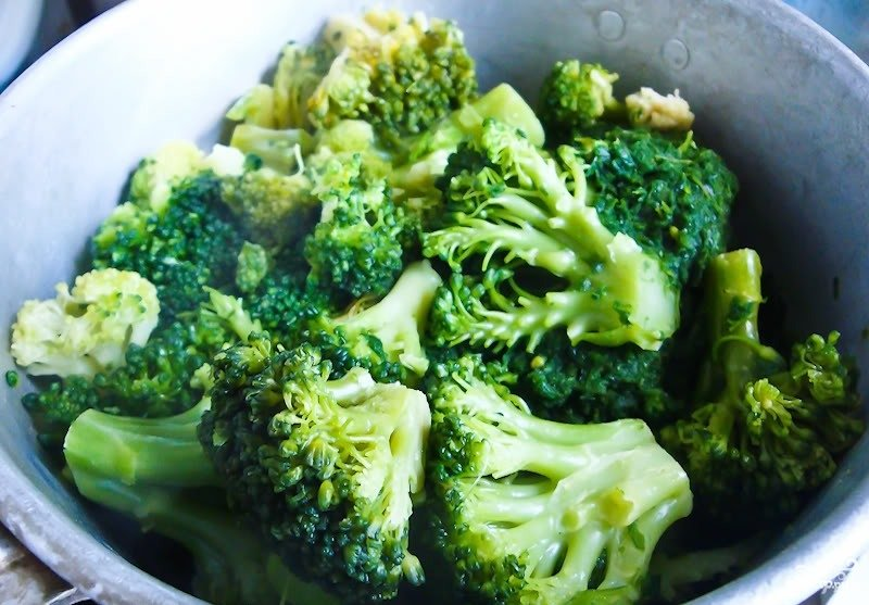 как вкусно и полезно приготовить капусту брокколи