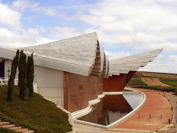 Винодельня Исиос, Риоха, Испания, 2000