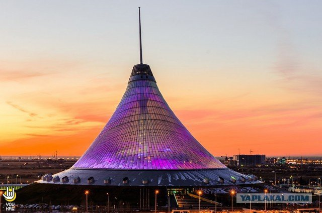 """""""Хан Шатыр"""" Астана. Казахстан."""