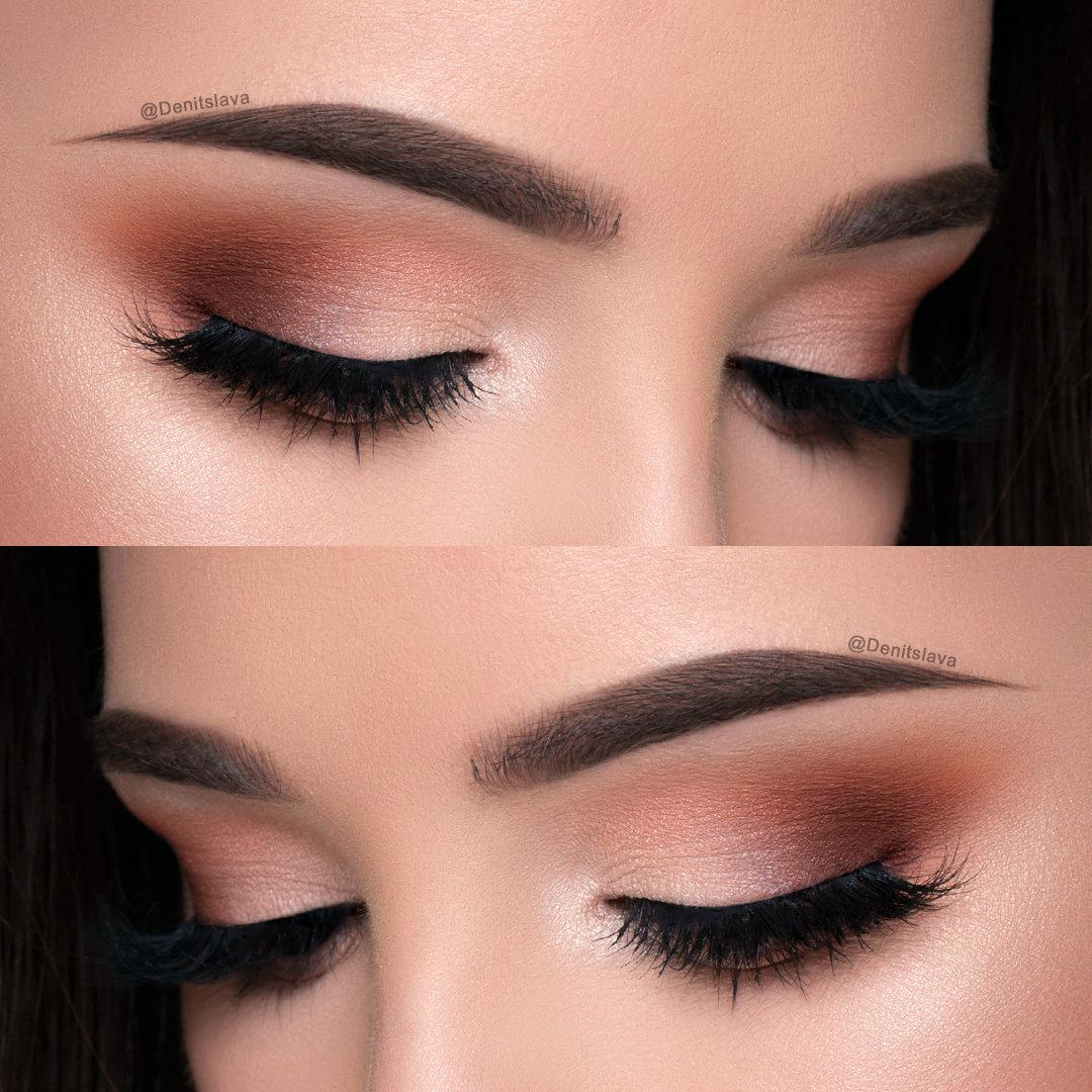 Natural Smokey Eye Makeup Look Anexa Market
