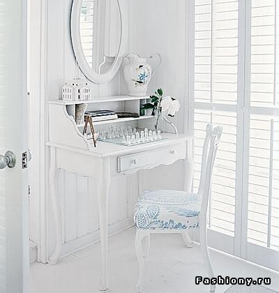 25 идей дизайна. Женский туалетный столик — изящество, практичность и удобство (фото, дизайн)