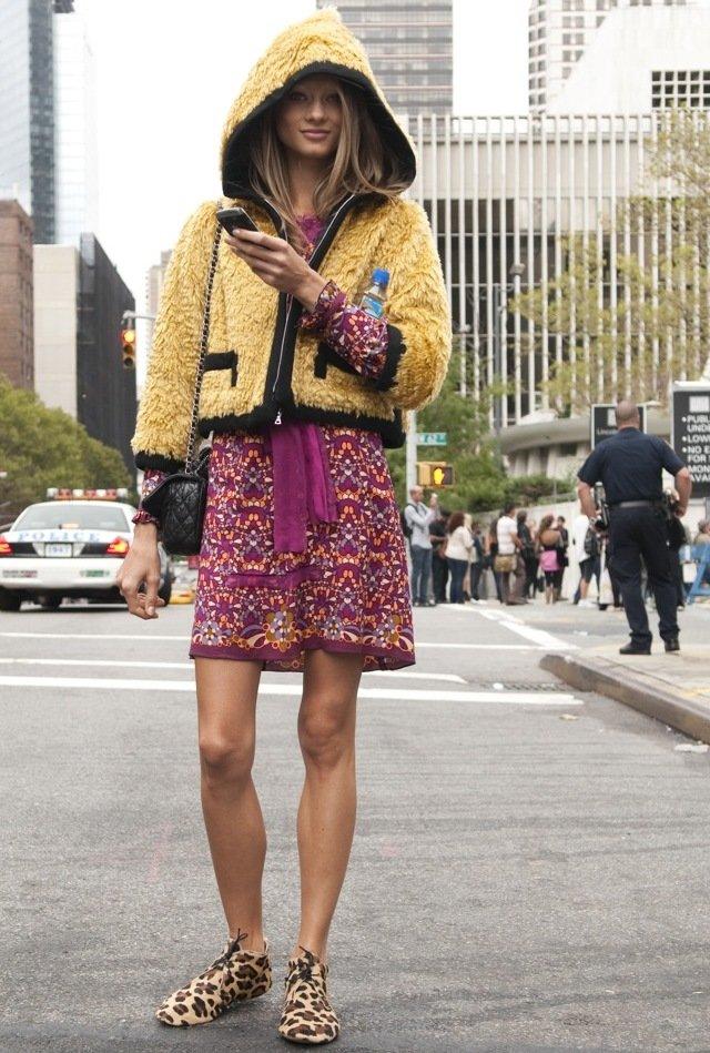 Авангардный стиль одежды — не для всех