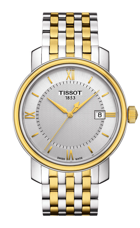 Часы TISSOT BRIDGEPORT QUARTZ T097.410.22.038.00
