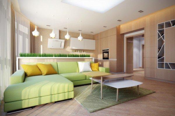 Диван в гостиной: для стильного интерьера и комфортного отдыха
