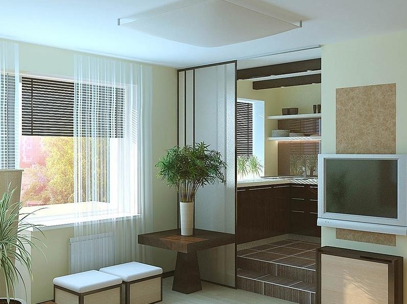 Перепланировка трехкомнатной квартиры в панельном доме: фото.
