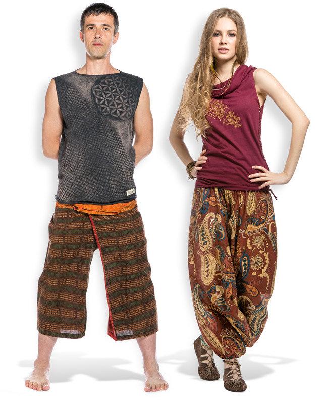 Этническая одежда для мужчин и женщин