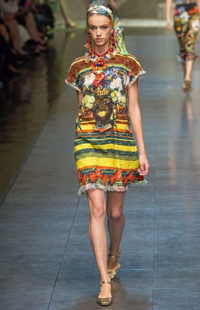 Этнический стиль в одежде: необычность