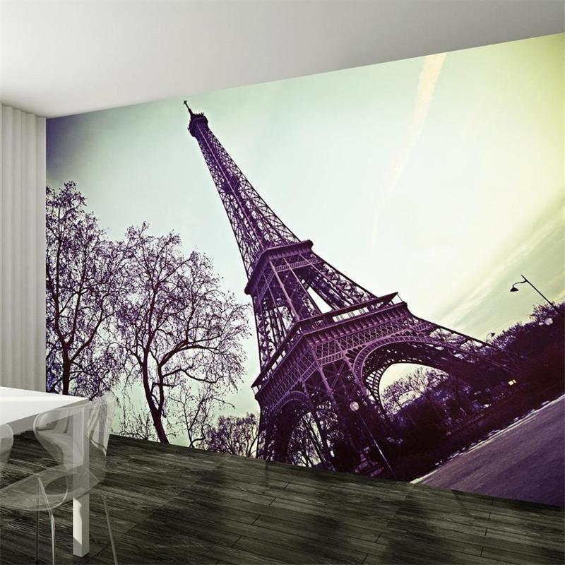 Париж обои на стену