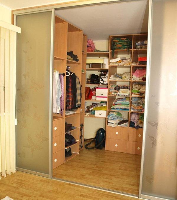 Гардеробная комната (в квартире) – 2