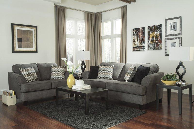 Gayler Steel 41201-35-38. Комплект мягкой мебели Gayler Steel купить в интернет-магазине.