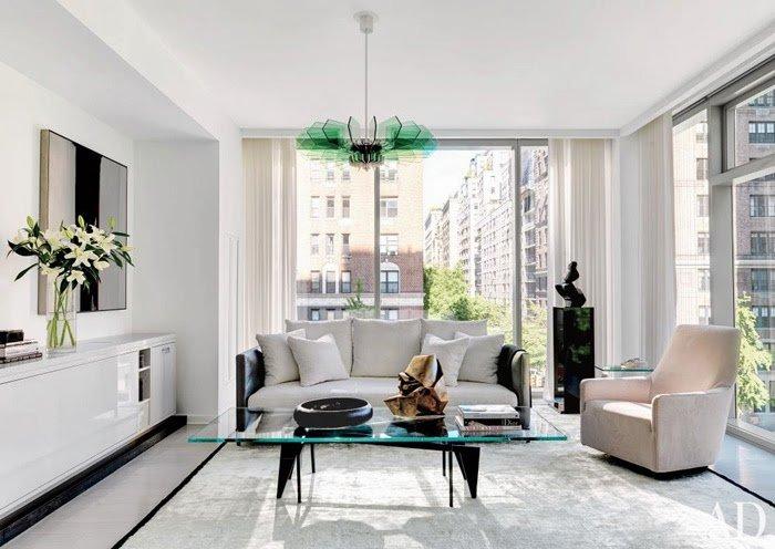 Гостиная в стиле контемпорари: 5 особенностей | Sweet home