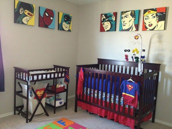 Toddler Boys Superhero Bedroom Ideas toddler boys superhero bedroom ideas - magiel