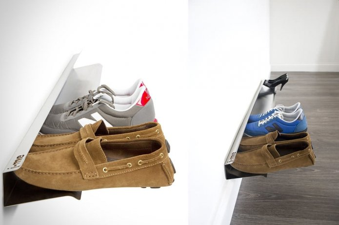 Как хранить обувь: идеи, фото