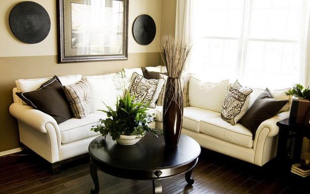 Как украсить интерьер квартиры цветами: куда поставить цветы в спальне, на кухне и ванной комнате