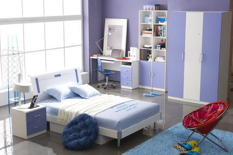 Какой должна быть комната для девушки: дизайн