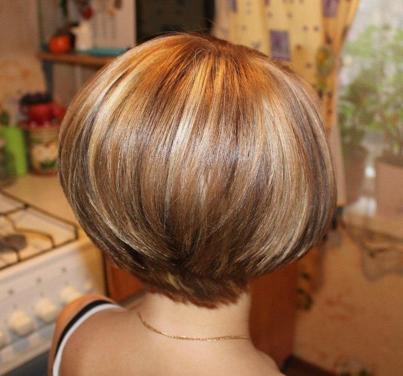 Как сделать заколку из волос 99