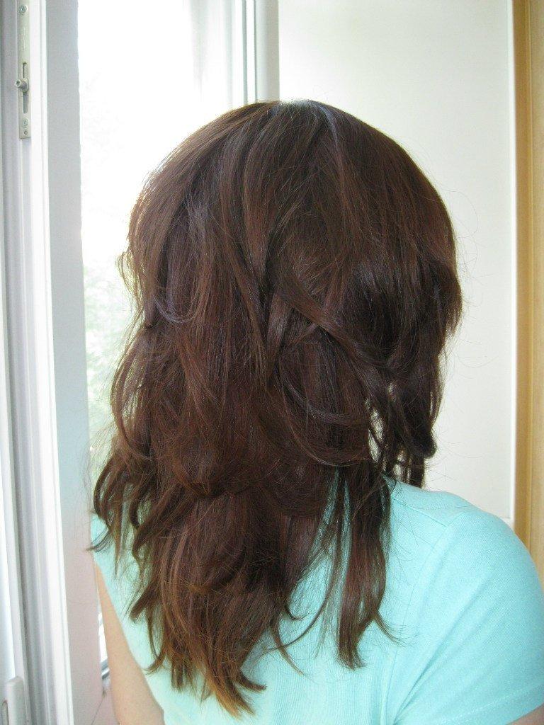 Каскад стрижка фото (более 40 примеров стрижки) | Женские прически и стрижки, уход за волосами, красота и мода