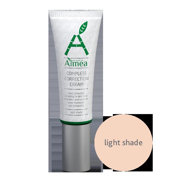 Купить крем для коррекции тона CC cream light shade: светлый оттенок