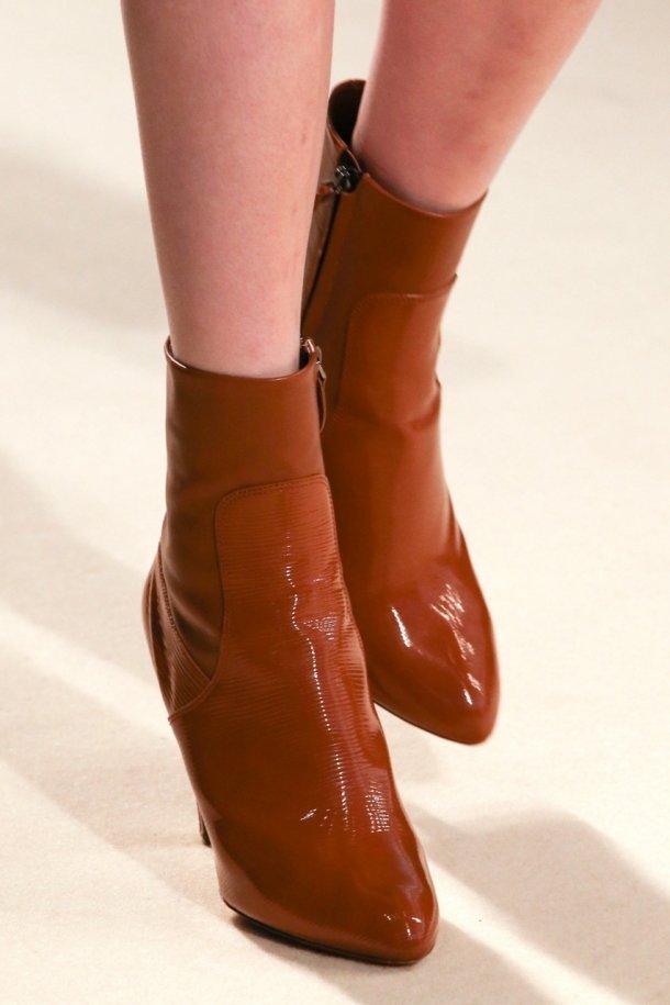 Модная лакированная обувь 2015 - Louis Vuitton