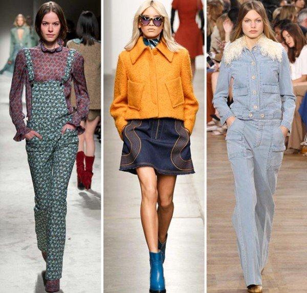 Модная одежда зима 2015 2016