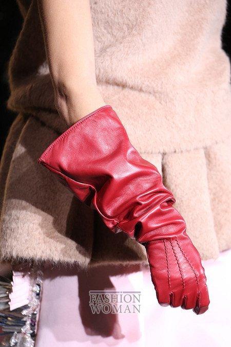 Модные перчатки осень-зима 2014-2015